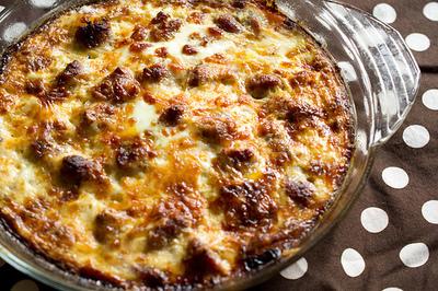 Baconage Casserole