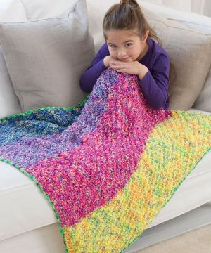 Kid-Approved Cuddly Blanket