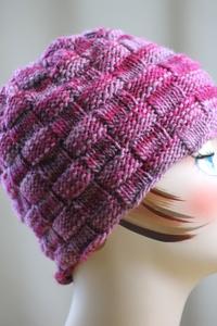 Beauty of a Basketweave Hat