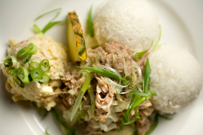 Hawaiian Pork and Cabbage
