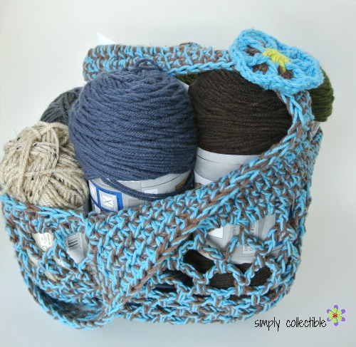 Market Bag Crochet Pattern : ... Knitting Patterns, Free Crochet Patterns and More from FaveCrafts.com