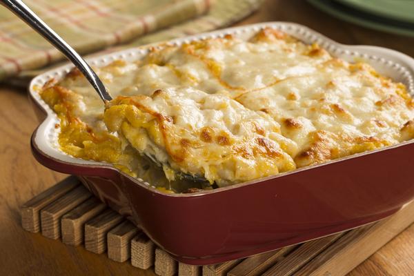 Three Cheese Macaroni and Cheese | mrfood.com