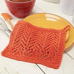 Free Knitting Patterns Kitchen Dishcloths : 31 Kitchen Knitting Patterns: Free Knit Dishcloth Patterns ...