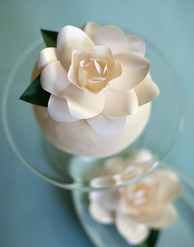 Beautiful Paper Gardenia