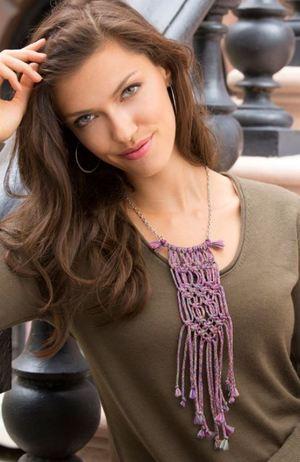 No-Crochet Necklace