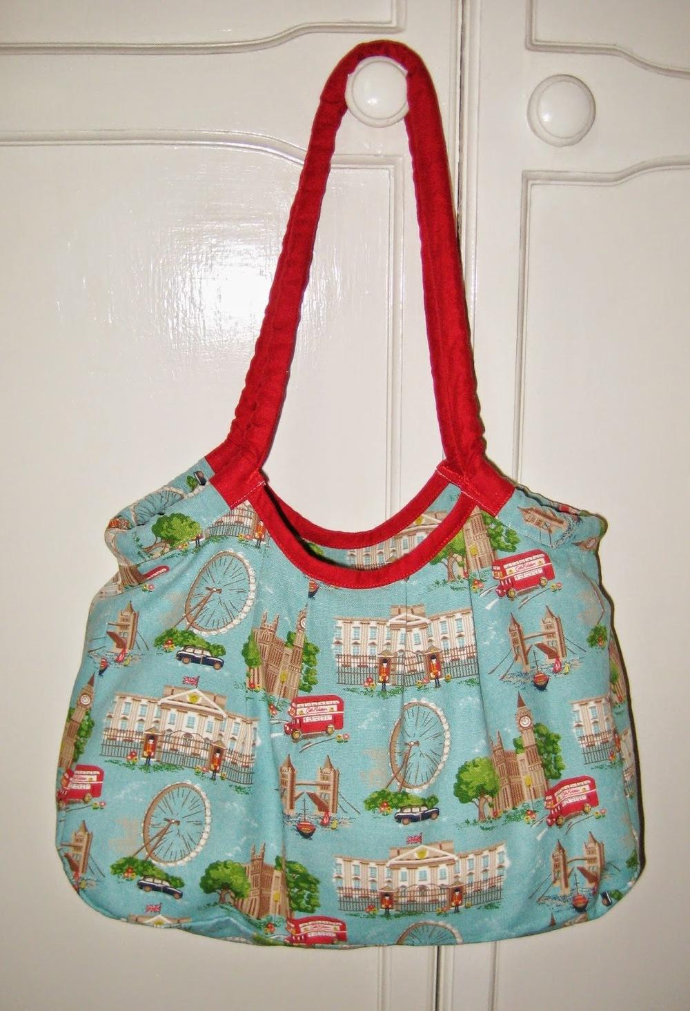 summer satchel free bag pattern