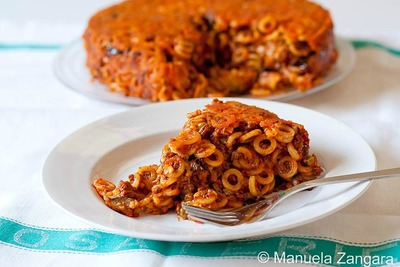 Baked Anelletti