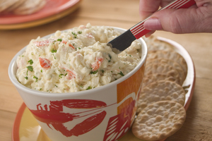 32 Unbelievably Good Dip Recipes: Lobster Dip Recipe
