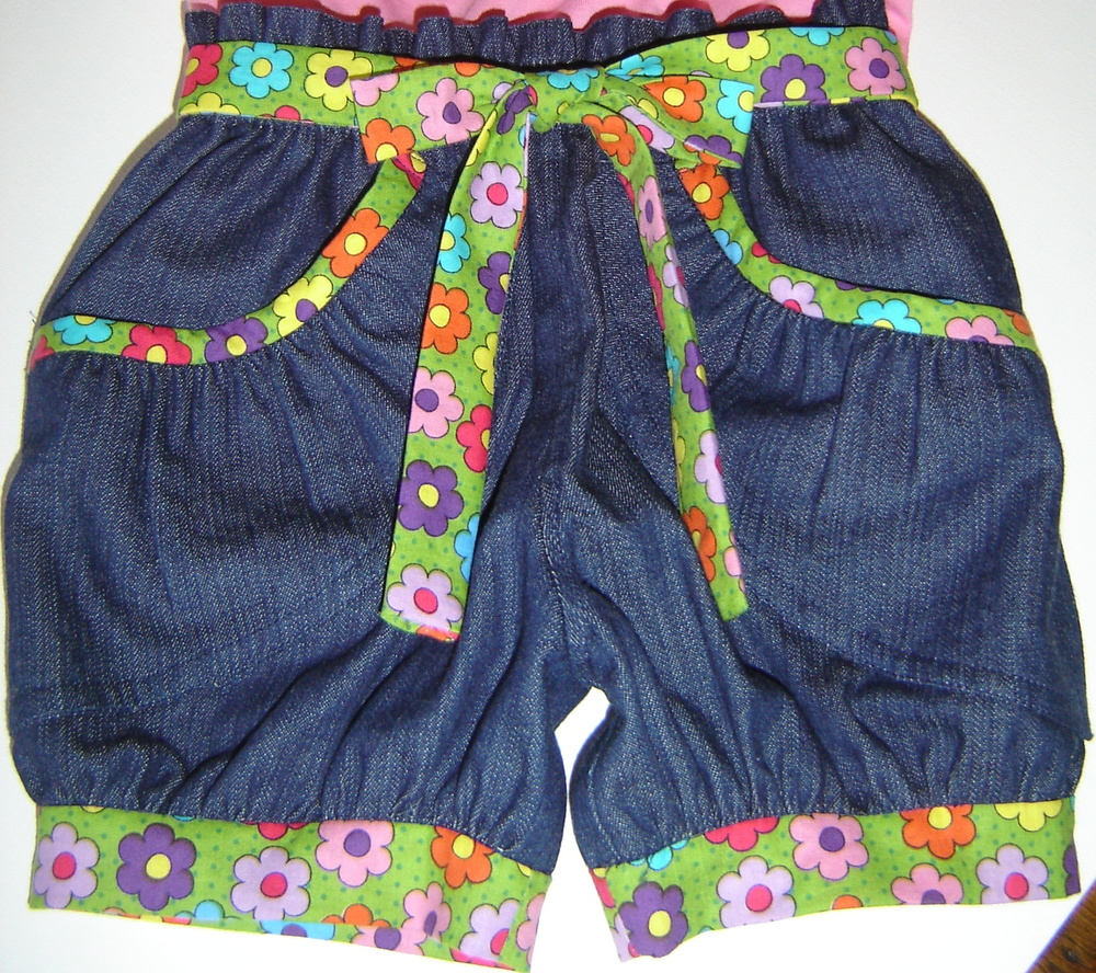 Bubble Free Shorts Pattern Allfreesewing Com