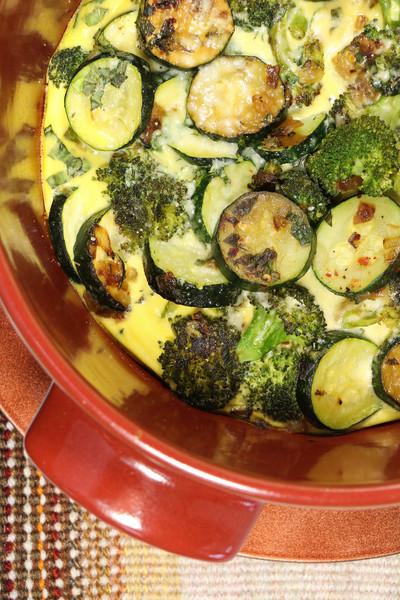 Wholesome Zucchini Casserole