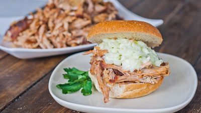 Perfectly Prepared Pulled Pork
