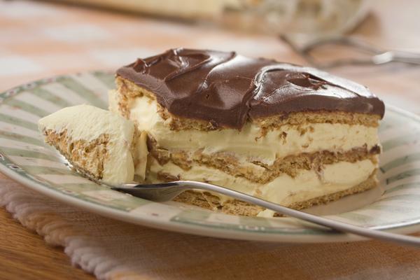 Chocolate Eclair Cake   MrFood.com