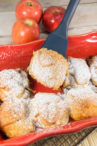 Brown Sugar Cinnamon Apple Dumplings