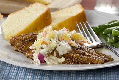 Catfish n Slaw