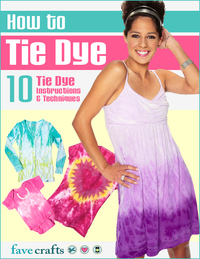 How to Tie Dye: 10 Tie Dye Instructions & Techniques