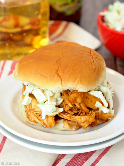 Apple-Spiked Pulled Pork Recipe