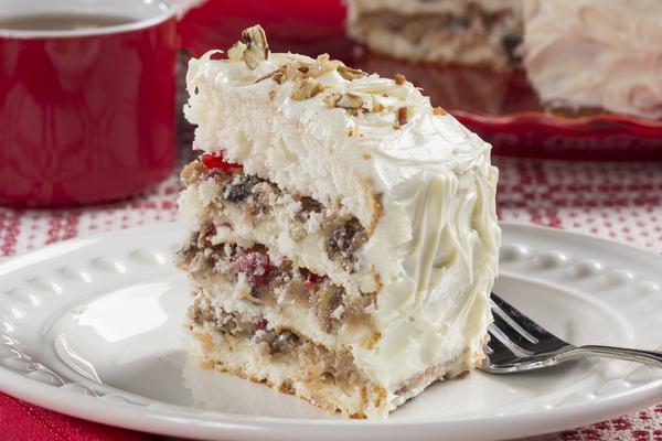 Lane Cake | MrFood.com