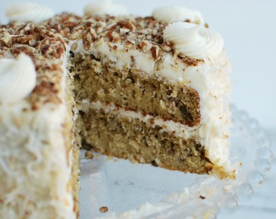 Easy Melt-in-Your-Mouth Italian Cream Cake
