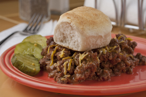 Kid-Friendly Ground Beef Recipes - Cheeseburger Bake