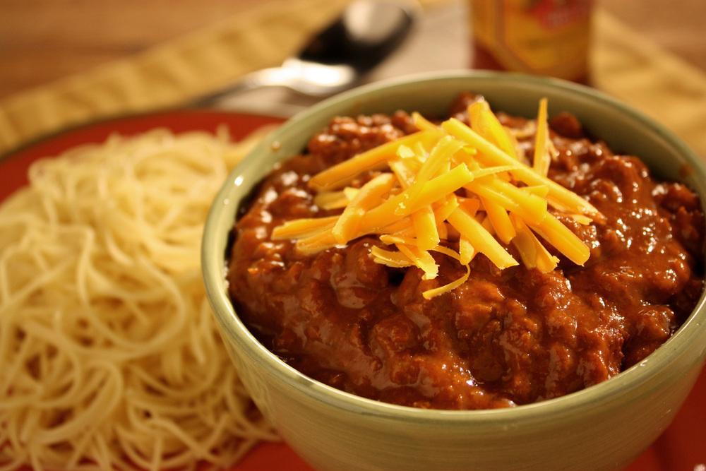 Cincinnati Chili Mrfoodcom