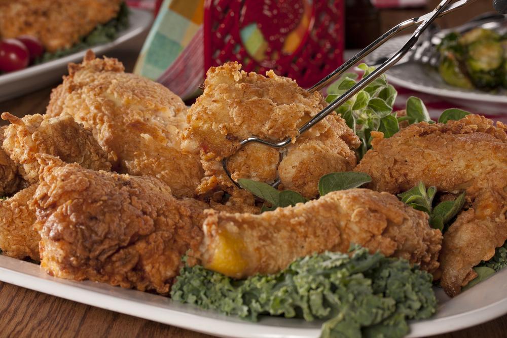 Homestyle Fried Chicken Mrfood