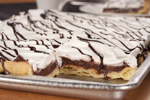 French Bakery Eclair Cake