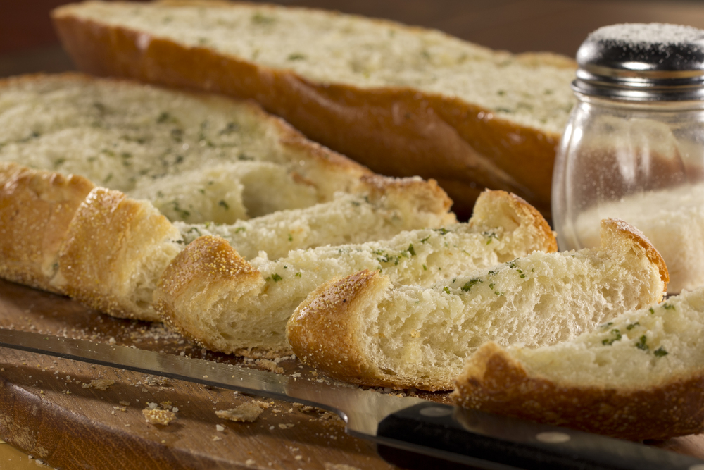 All wrapped up garlic bread mrfood forumfinder Choice Image