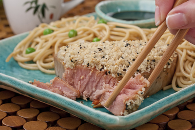 Asian Sesame Tuna