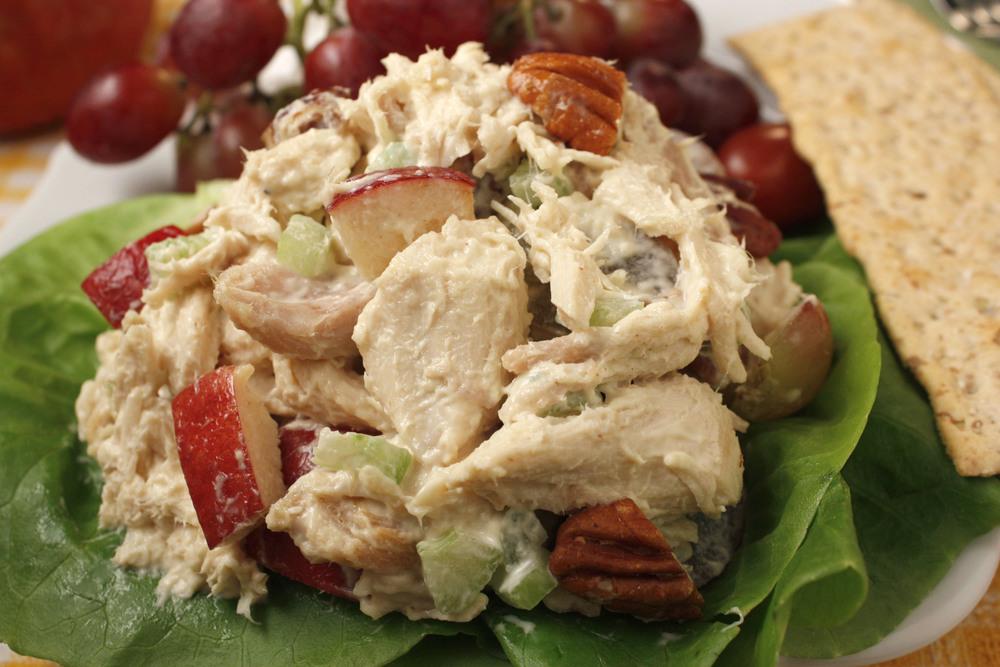 Autumn Chicken Salad Mrfood