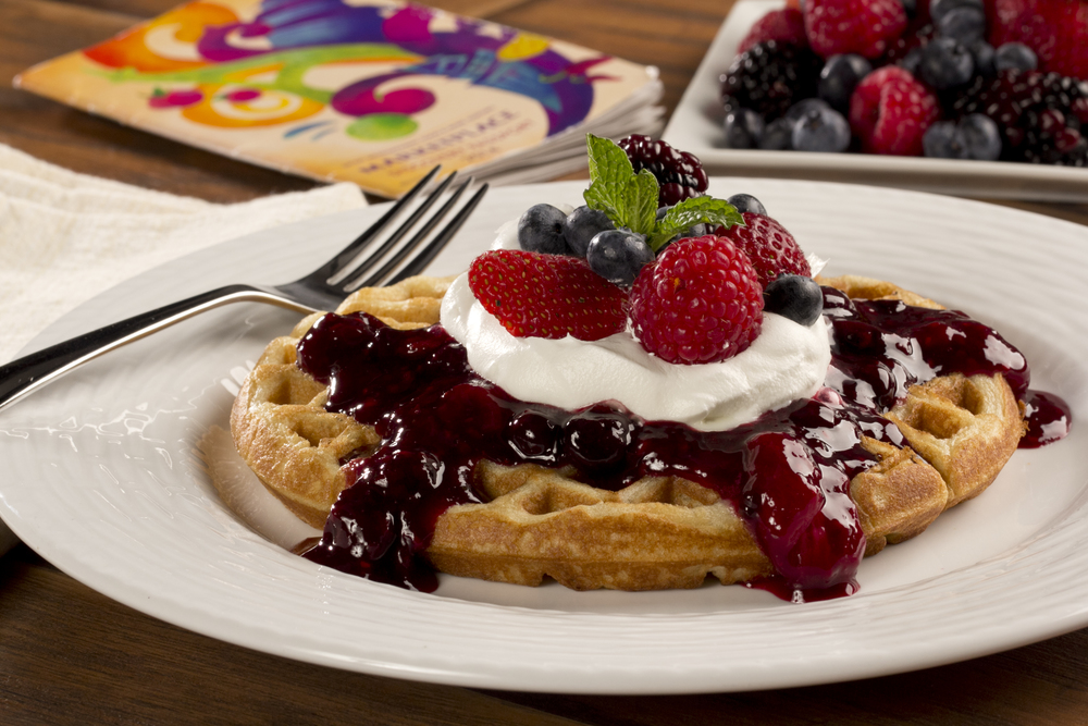 21 traditional german recipes you cant miss mrfood belgian berry waffles forumfinder Gallery