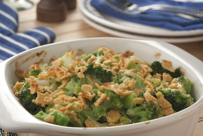 Chopped Broccoli Casserole