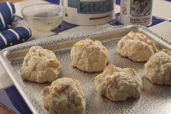 Baking Powder Biscuits   MrFood.com