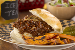 Kid-Friendly Ground Beef Recipes - Barbecue Joes