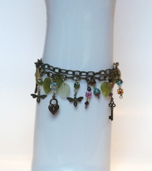Dangly DIY Charm Bracelet
