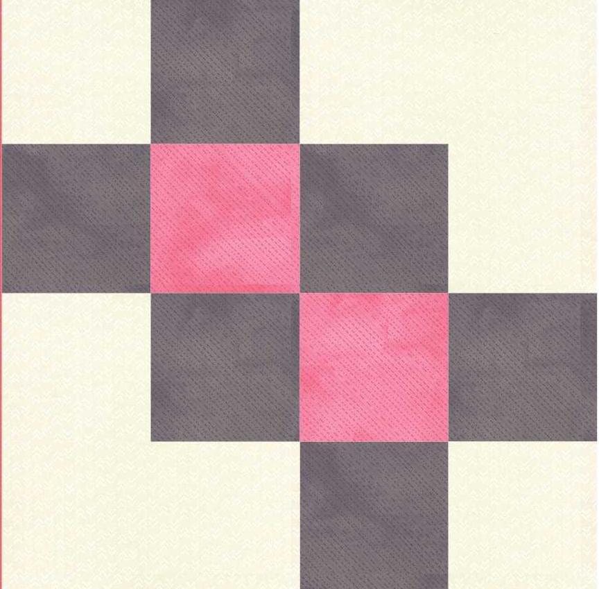 Arrowhead Puzzle Quilt Block Pattern Favequilts Com