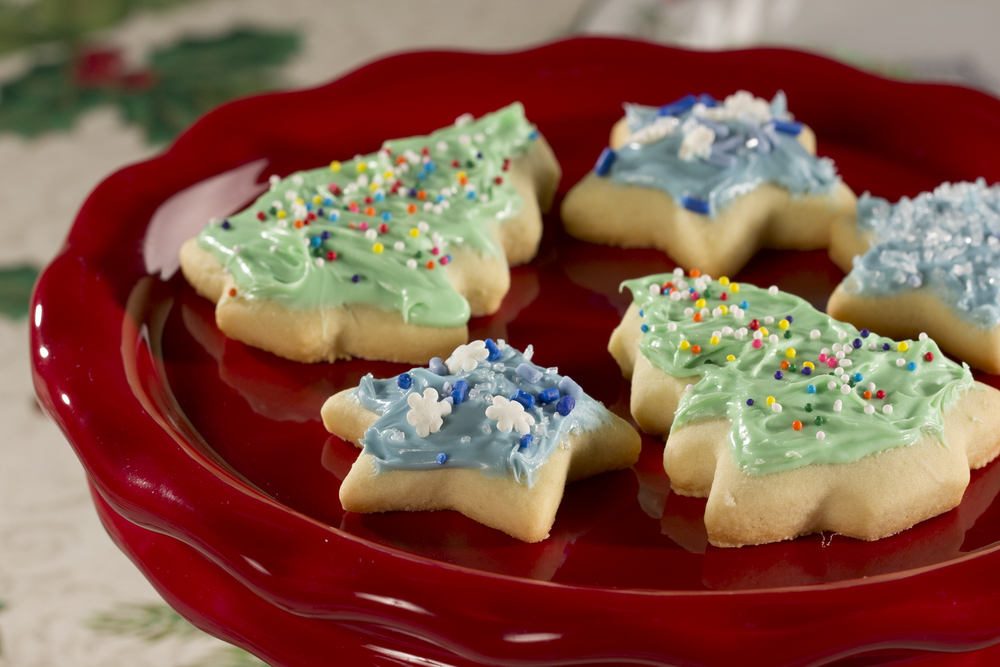best christmas cookies mrfoodcom - Best Christmas Cookies