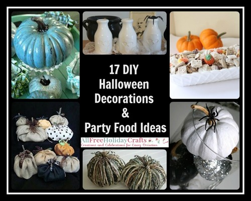 Decorating Ideas > DIY Halloween Decorations And Halloween Party Food Ideas  ~ 125654_Halloween Decorating Ideas 2015 Diy
