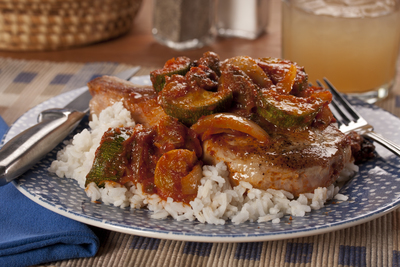 Country Pork Chops