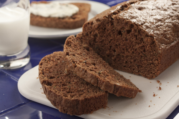 Chocolate Zucchini Bread | mrfood.com