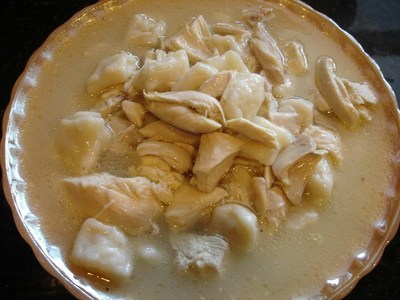 Granny's Chicken and Dumplings