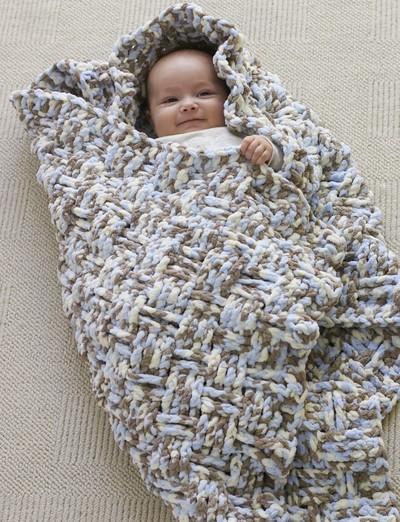 Crochet Baby Blanket Basket Weave Pattern : Dreamy Basket Weave Baby Blanket Pattern ...