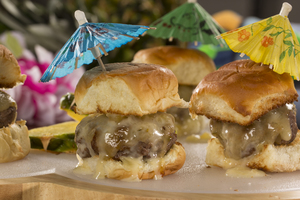 Kid-Friendly Ground Beef Recipes - Hula Sliders