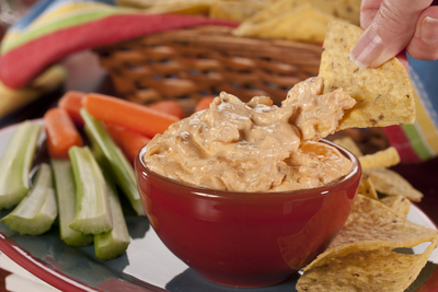 Buffalo Chicken Ranch Dip