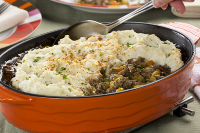 Satisfying Shepherds Pie