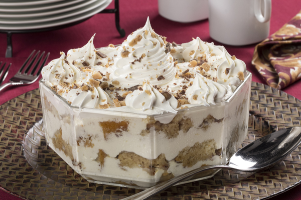 Tiramisu Trifle | MrFood.com
