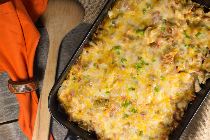 Ultimate King Ranch Chicken Casserole Recipe — Dishmaps