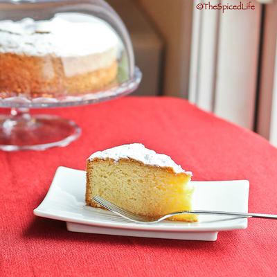 Italian Paradise Cake