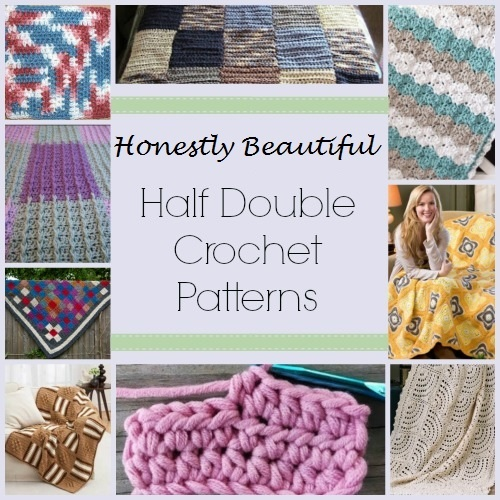 Double Crochet Blanket Pattern Double Crochet Patterns
