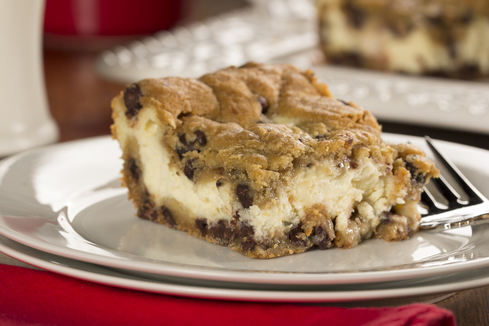 Chocolate chip cheesecake bars mrfood forumfinder Images