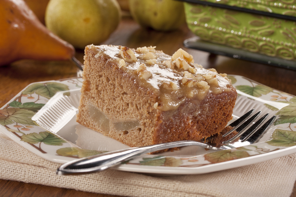 ... pear cake black sesame pear tea cake pear spice bundt cake upside pear